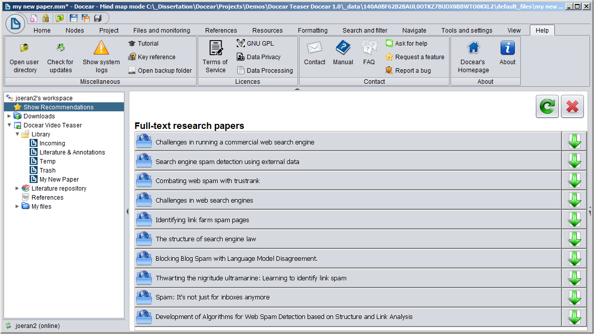 Research paper writer software