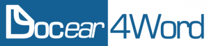 Docear4Word Logo